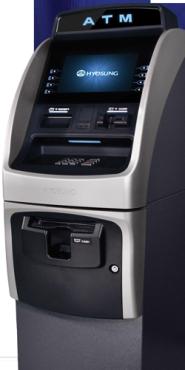 Carolina ATM - ATM Services & Solutions | Nautilus Hyosung Halo II Series ATM Machine 2