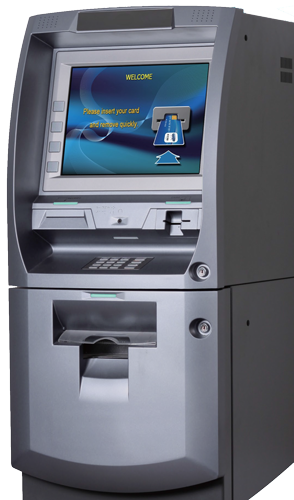 Carolina ATM - ATM Services & Solutions | Genmega C6000 Series ATM Machine