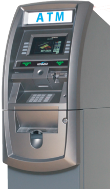 Carolina ATM - ATM Services & Solutions | Genmega G2500 Series ATM Machine 1