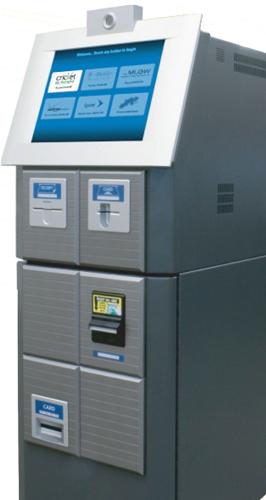 Carolina ATM - ATM Services & Solutions | Genmega GK1000 Bill Payment Kiosk