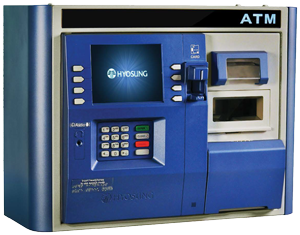 Carolina ATM - ATM Services & Solutions | Nautilus Hyosung 4000W Series
