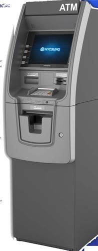 Carolina ATM - ATM Services & Solutions | Nautilus Hyosung 5200 Series ATM
