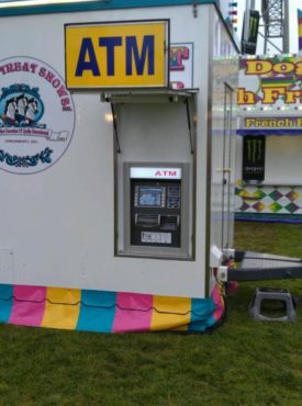 Carolina ATM - ATM Services & Solutions | Gallery - Mobile ATMS & Festivals 100
