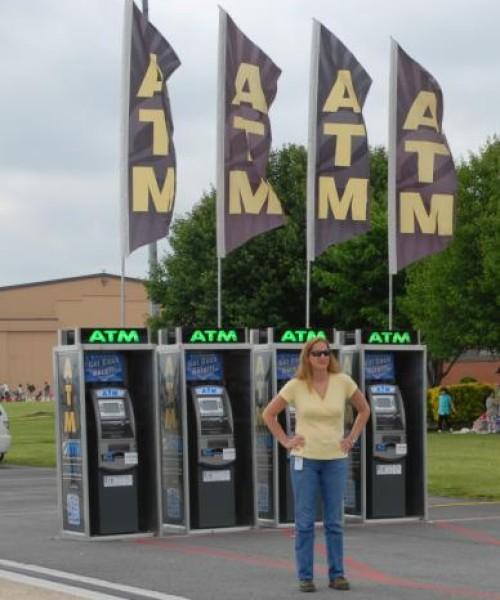 Carolina ATM - ATM Services & Solutions | Gallery - Mobile ATMS & Festivals 3