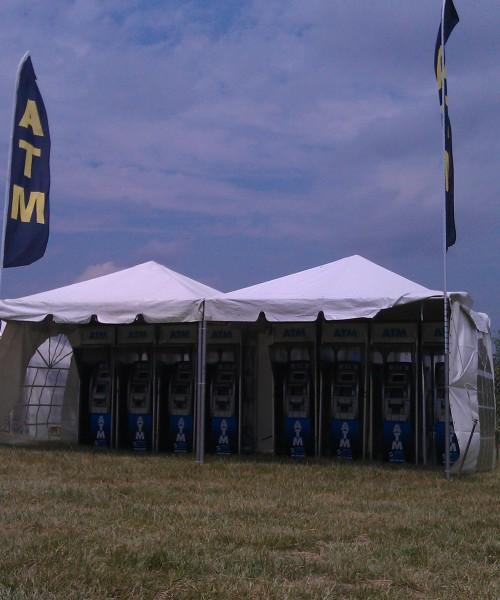 Carolina ATM - ATM Services & Solutions | Gallery - Mobile ATMS & Festivals 6