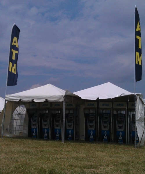 Carolina ATM - ATM Services & Solutions | Gallery - Mobile ATMS & Festivals 7
