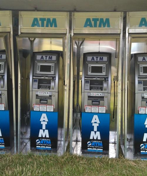 Carolina ATM - ATM Services & Solutions | Gallery - Mobile ATMS & Festivals 8