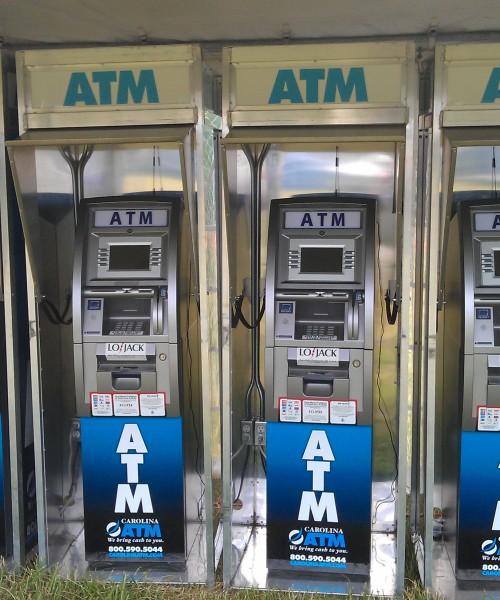 Carolina ATM - ATM Services & Solutions | Gallery - Mobile ATMS & Festivals 9