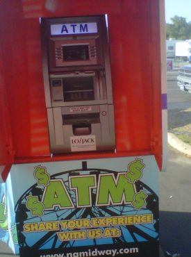 Carolina ATM - ATM Services & Solutions | Gallery - Mobile ATMS & Festivals 118
