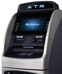 Nautilus-Hyosung-EMV ATM Machine for sale