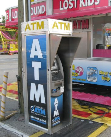 Carolina ATM - ATM Services & Solutions | Gallery - Mobile ATMS & Festivals 19