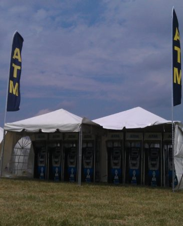 Carolina ATM - ATM Services & Solutions | Gallery - Mobile ATMS & Festivals 7