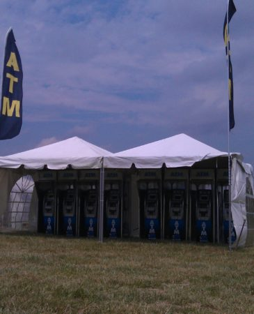Carolina ATM - ATM Services & Solutions | Gallery - Mobile ATMS & Festivals 6