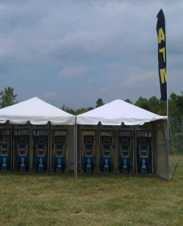 Carolina ATM - ATM Services & Solutions | Gallery - Mobile ATMS & Festivals 5