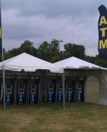 Carolina ATM - ATM Services & Solutions | Gallery - Mobile ATMS & Festivals 16