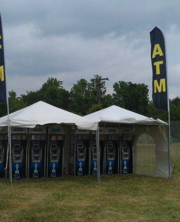 Carolina ATM - ATM Services & Solutions | Gallery - Mobile ATMS & Festivals 15