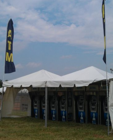 Carolina ATM - ATM Services & Solutions | Gallery - Mobile ATMS & Festivals 13