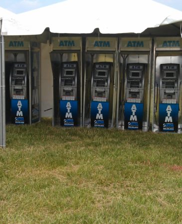 Carolina ATM - ATM Services & Solutions | Gallery - Mobile ATMS & Festivals 12