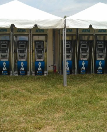 Carolina ATM - ATM Services & Solutions | Gallery - Mobile ATMS & Festivals 11