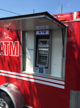 Carolina ATM - ATM Services & Solutions | Gallery - Mobile ATMS & Festivals 148