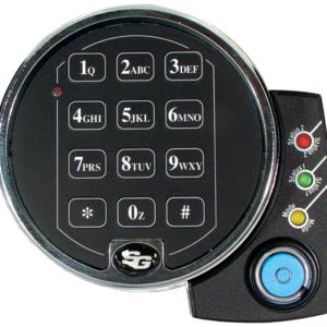 S & G A Series 6128 Lock